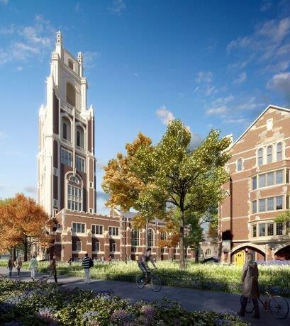 Yale – New Residential Colleges