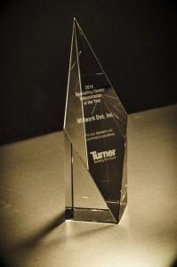 Turner Subcontractor Award 2014