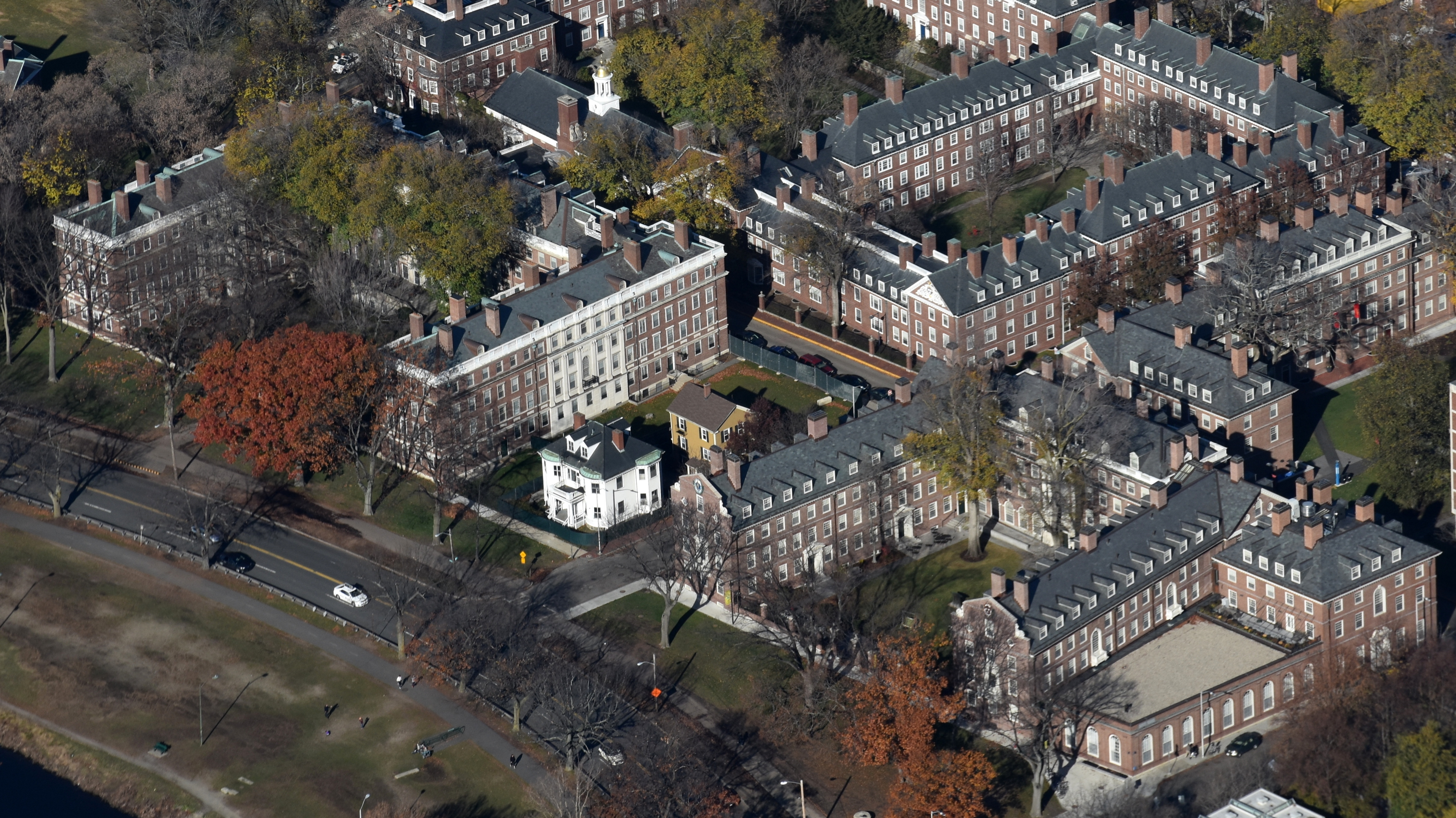 Harvard University's Winthrop House