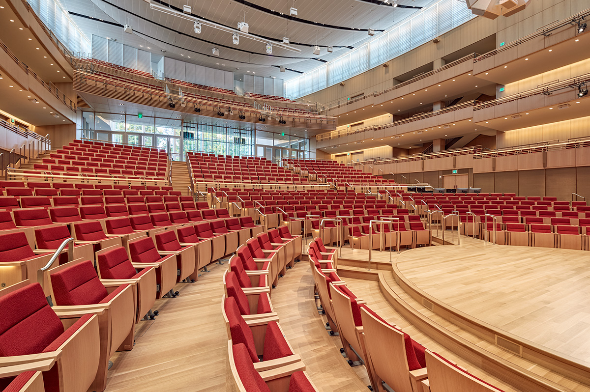 Harvard Business School - Klarman Hall - Millwork One